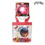 lady bug håndtaske med hårbånd - Diverse