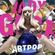 lady gaga - artpop - deluxe edition - cd