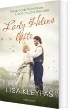 lady helens løfte - bog