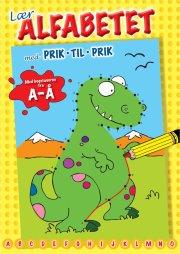 lær alfabetet med prik til prik - bog