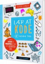 lær at kode i 10 nemme trin - bog