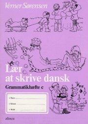 lær at skrive dansk - bog