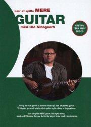 lær at spille mere guitar med ole kibsgaard - DVD
