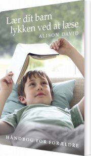lær dit barn lykken ved at læse - bog