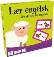 lær engelsk spil - Brætspil