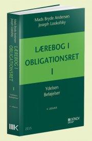 lærebog i obligationsret i - bog