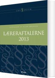 læreraftalerne 2013 - bog