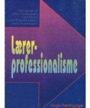 lærerprofessionalisme - bog