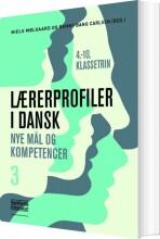 lærerprofiler i dansk 3 - bog
