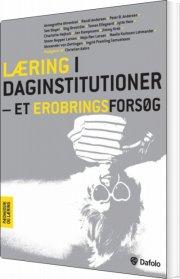læring i daginstitutioner - bog