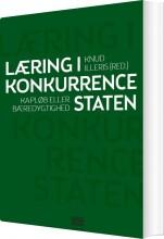 læring i konkurrencestaten - bog