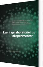 læringslaboratorier og -eksperimenter - bog