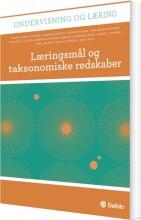 læringsmål og taksonomiske redskaber - bog