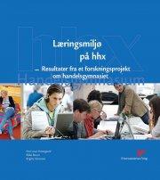 læringsmiljø på hhx - bog