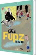 læs fupz med cl - bog