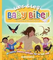 læs & leg baby bibel - bog