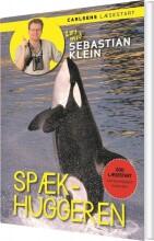 læs med sebastian klein: spækhuggeren - bog