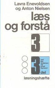 læs og forstå 3, 3 løsningshæfte - bog