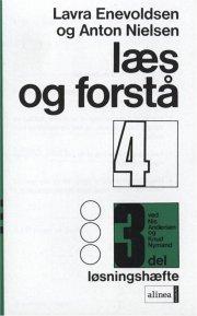 læs og forstå 4, 3 løsningshæfte - bog