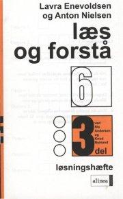 læs og forstå 6, 3 løsningshæfte - bog