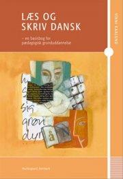 læs og skriv dansk - bog