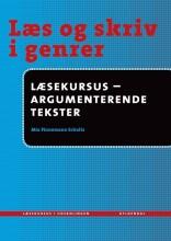 læs og skriv i genrer - læsekursus - argumenterende tekster - bog