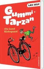 læs selv gummi-tarzan - bog