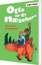 læs selv otto er et næsehorn - bog