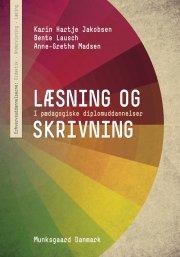 læsning og skrivning - i pædagogiske diplomuddannelser - bog
