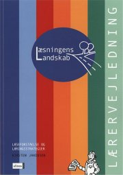 læsningens landskab, lærervejledning med cd - bog