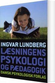 læsningens psykologi og pædagogik - bog