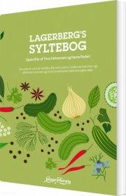 lagerberg's syltebog - bog