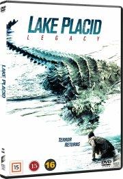 lake placid 6 - legacy - 2018 - DVD