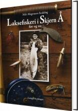 laksefiskeri i skjern å - bog