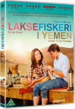 salmon fishing in the yemen / laksefiskeri i yemen - DVD