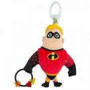 de utrolige legetøj - træk i hr. utrolig - disneyfigur - Babylegetøj