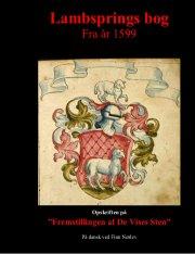lambsprings bog fra år 1599 - bog