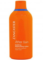 lancaster - after sun moisturizing lotion for face & body 400 ml - Hudpleje