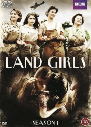 land girls - sæson 1 - bbc - DVD