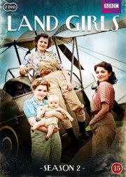 land girls - sæson 2 - bbc - DVD