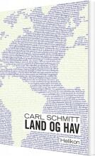 land og hav - bog