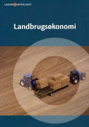 landbrugsøkonomi - bog