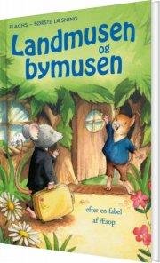 Landmusen Og Bymusen - Susanna Davidson - Bog