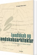 landskab og landskabsarkitektur - bog