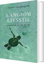 langsom livsstil - bog
