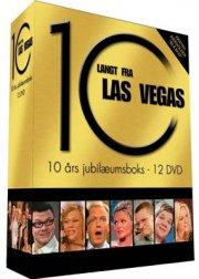 langt fra las vegas - 10 års jubilæumsboks - DVD
