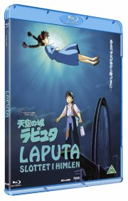 laputa - slottet i himlen / laputa - castle in the sky - Blu-Ray