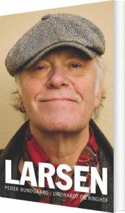 larsen - biografi om kim larsen - bog