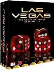las vegas box - hele serien - DVD
