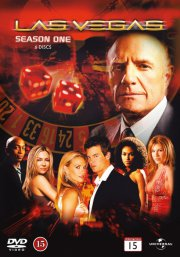 las vegas - sæson 1 - DVD